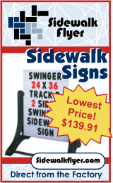 $139.91 Message Board Sign
